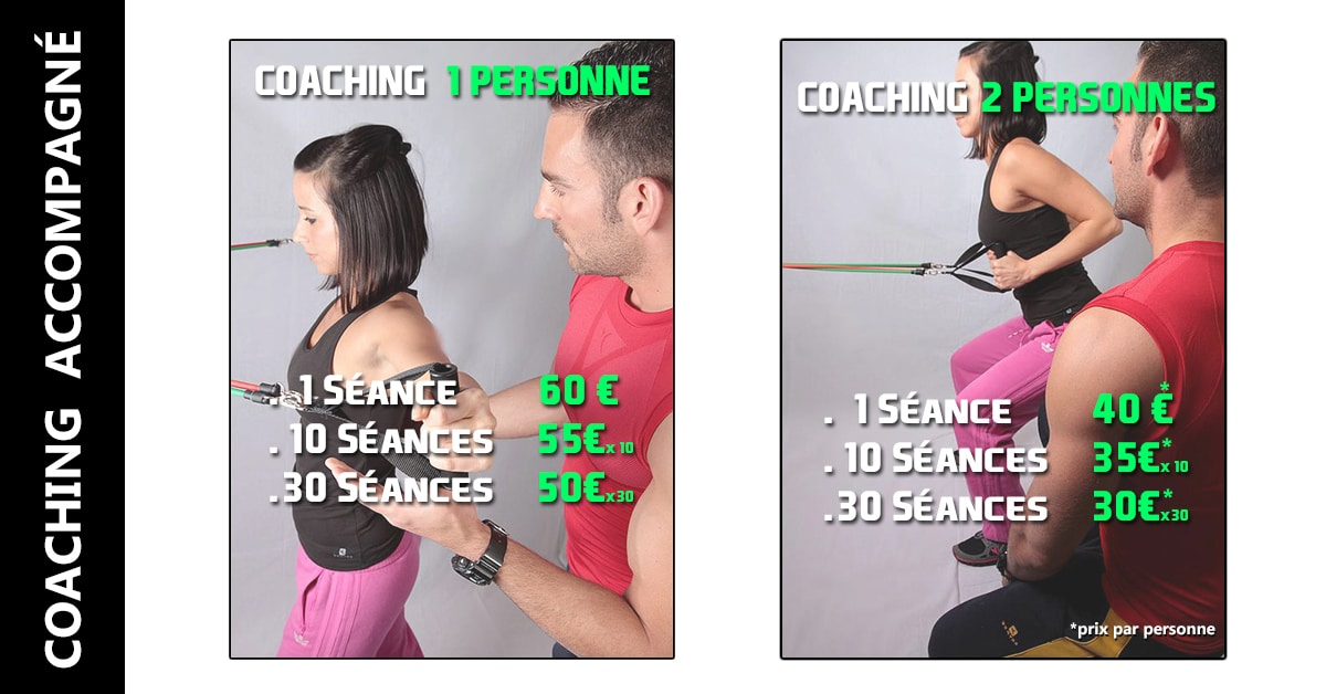 Coach sportif Cannes : coaching accompagné