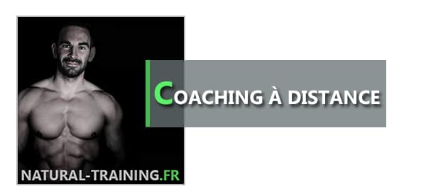 Coaching sportif en ligne : coaching à distance
