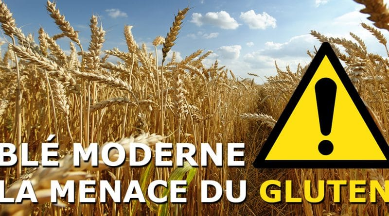 sensibilité au gluten