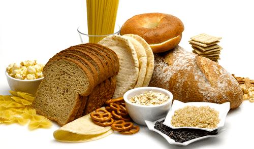 sensibilité au gluten : Aliments riche en gluten