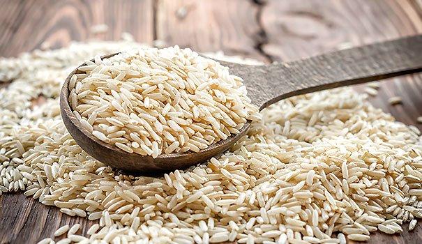 sensibilité au gluten : riz