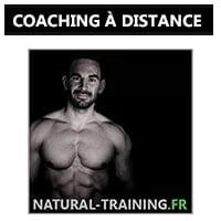 Coaching à distance Natural Training