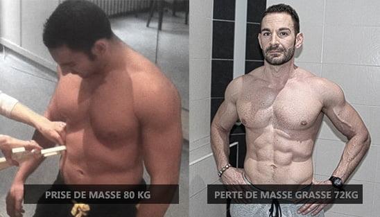 Objectif musculation : prise de masse et sèche