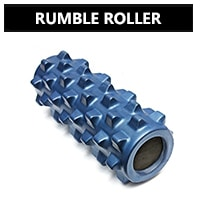 rouleau de massage rumble roller