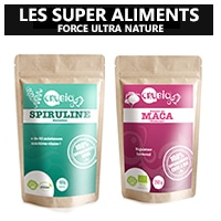 Les supers aliments Force ultra nature