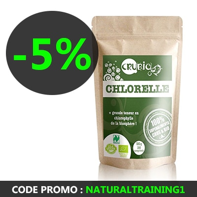 Superaliments code promo chlorella