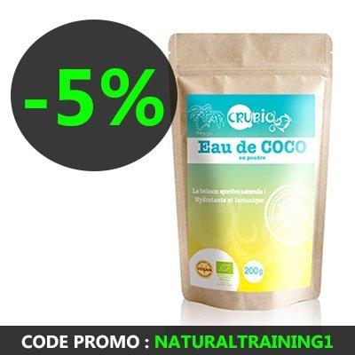 Superaliments code promo eau de coco