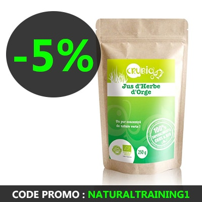 Superaliments code promo jus d'herbe d'orge force ultra nature