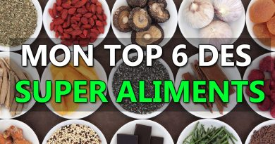 superaliments : top 6