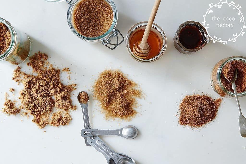 Présentation du sucre coco