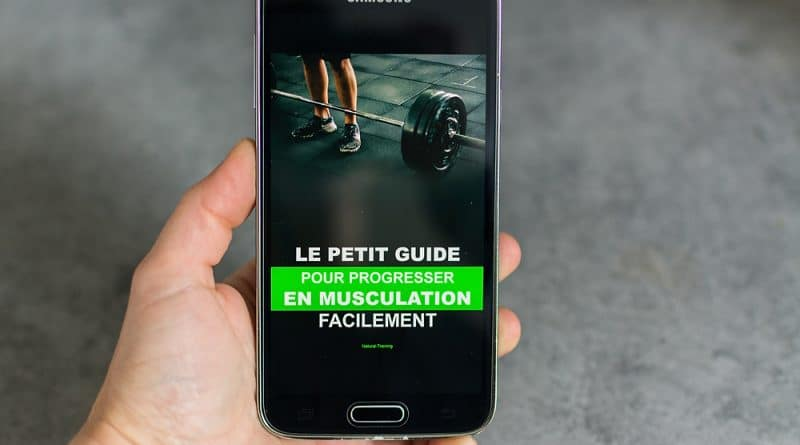 Guide Natural Training pour progresser en musculation