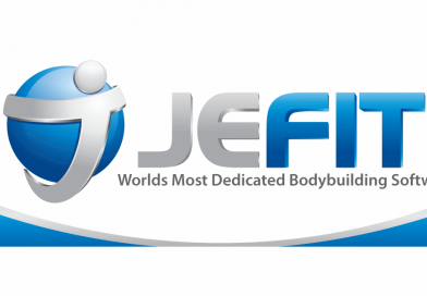 Le logo de l'application Fitness JEFIT