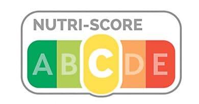Logo d'un score C au Nutri-score