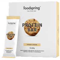FoodSpring barres Cookie Dough