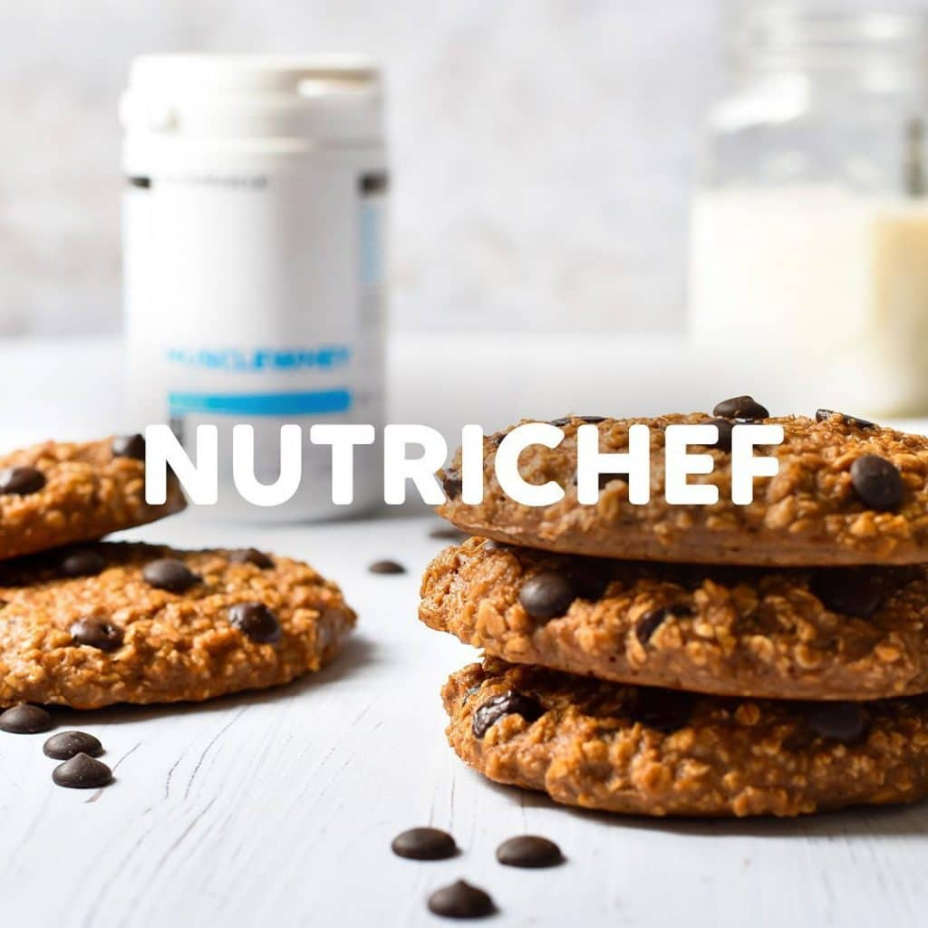 Des cookies NutriMuscle