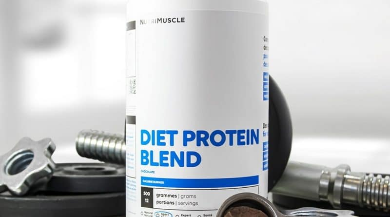 Diet Protein NutriMuscle